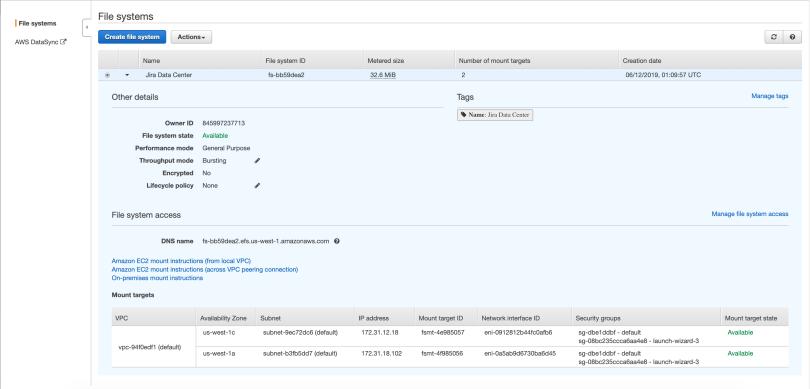 AWS – Deploy Jira Datacenter – cankube com